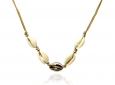 JuwElle Anartxy summer collection shell-necklace-coa704-1